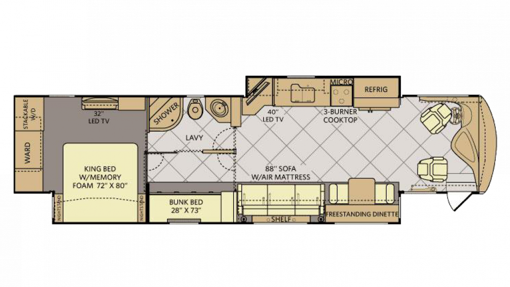 2015 Discovery 40G Floor Plan Img