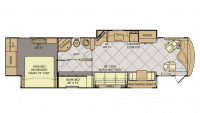 2015 Discovery 40G Floor Plan