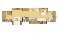 2008 Revolution 42K Floor Plan