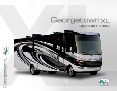 2018 Forest River Georgetown XL RV Brochure Cover
