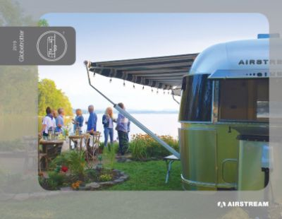 2019 Airstream Airstream Globetrotter RV Brochure Cover