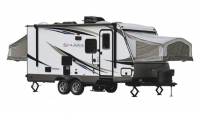 Hybrid Trailer RV Type