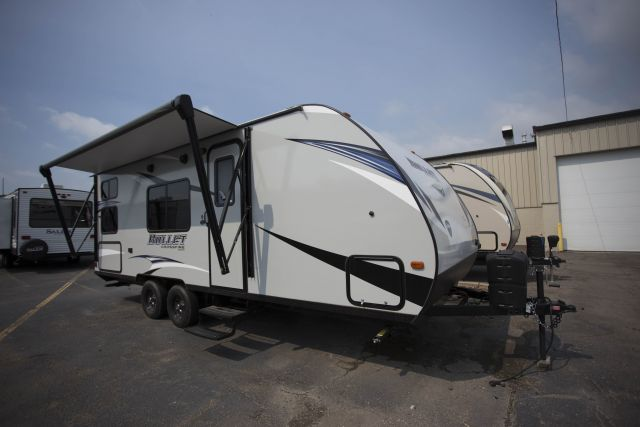 2018 Bullet Crossfire 2200BH