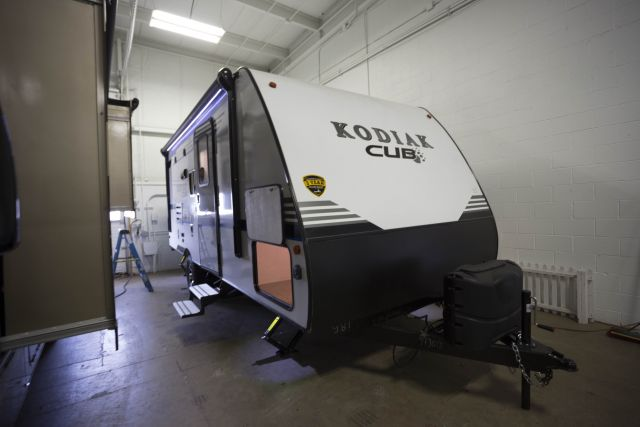 2018 Kodiak Cub 185MB Exterior Photo