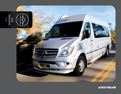 2019 Airstream Airstream Interstate RV Brochure Cover