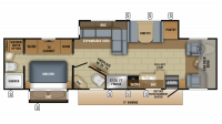 2018 Seneca 37K Floor Plan