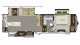 2019 Avalanche 330GR Floor Plan