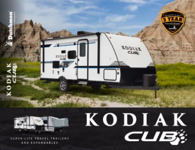 2019 Dutchmen Kodiak Cub RV Brochure Cover