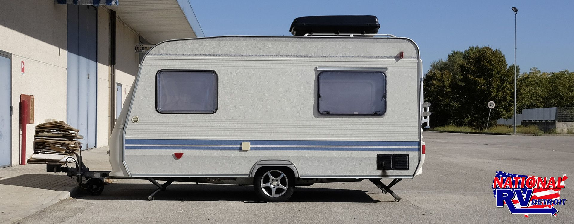 Leveling an RV Quickly and Easily  National RV Detroit RV Blog