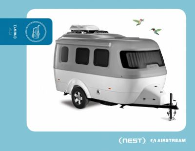 2019 Airstream Airstream Nest RV Brochure Cover