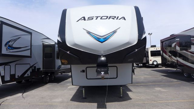 2018 Astoria by Aerolite 2513RLF
