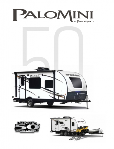 2018 Palomini Brochure Cover