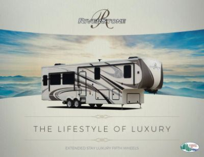2019 Forest River RiverStone RV Brochure Cover