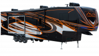 5th Wheel Toy Hauler RV Type