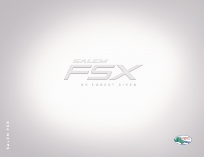 2018 Salem FSX Brochure Cover