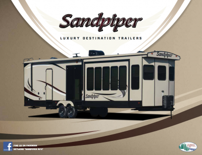 2018 Sandpiper Destination Brochure Cover