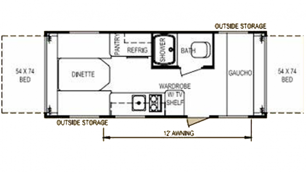 2013 Bobcat 191 Floor Plan Img