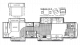 2006 Allegro Bus 40QDP Floor Plan