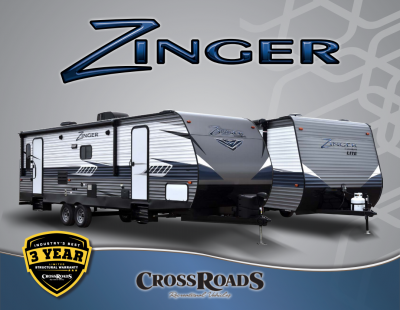 2018 Zinger Brochure Cover