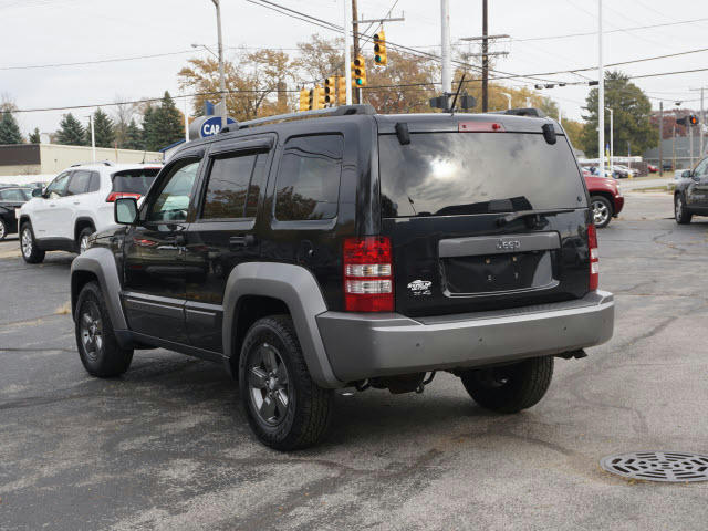2010 Jeep Liberty Renegade