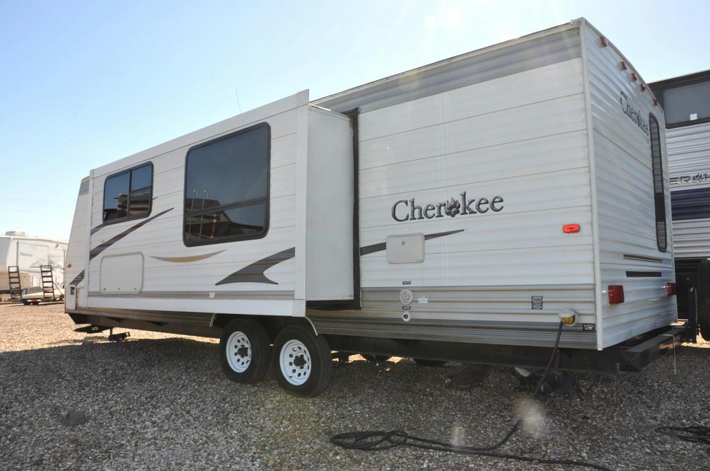 2007 Cherokee 28A+