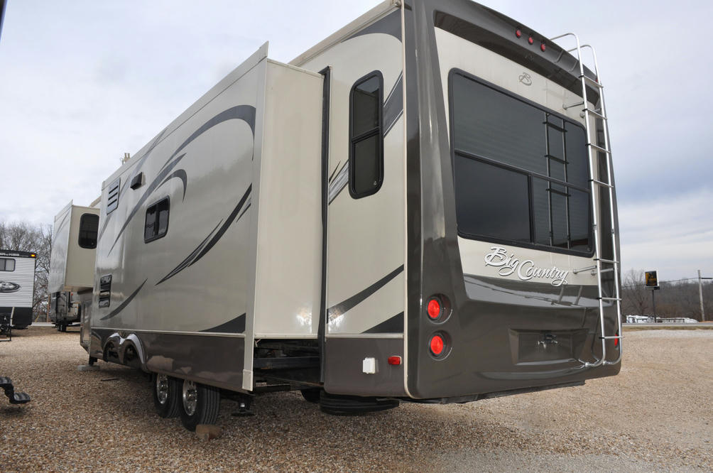 2013 Big Country 3650RL