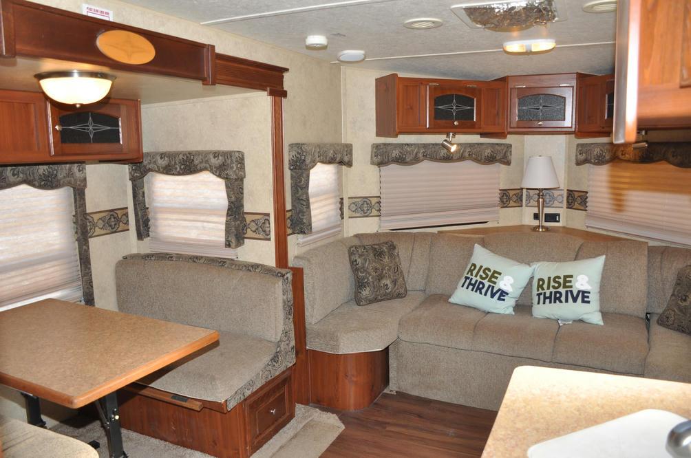2013 Flagstaff V-Lite 26WRB