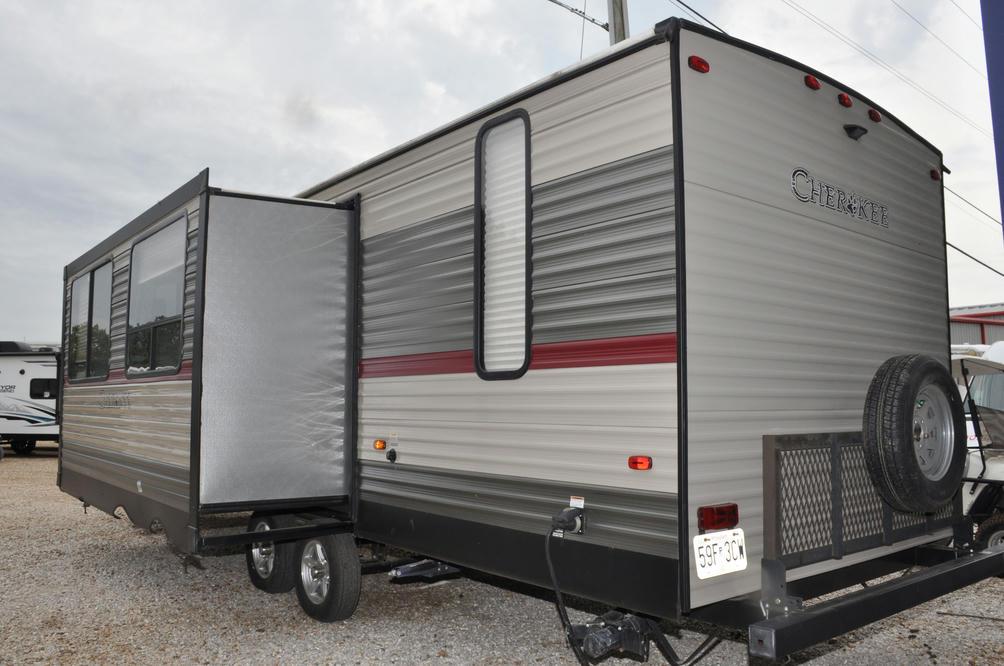 2018 Cherokee 264CK