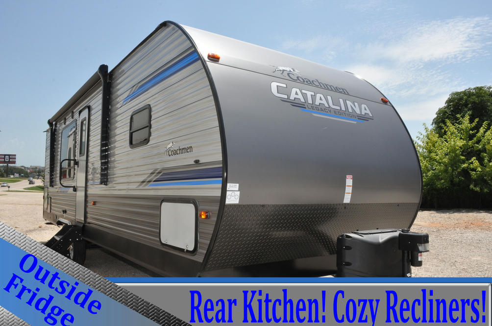 2021 Catalina Legacy Edition 283RKS