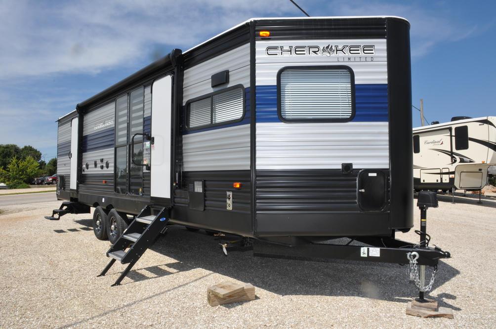 2021 Cherokee 274VFK