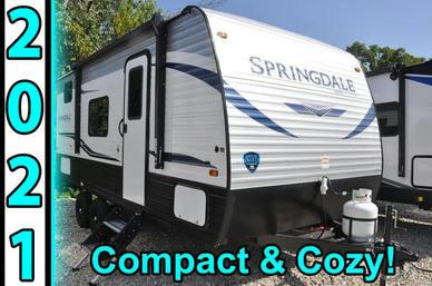 2021 Springdale Mini 2010BH