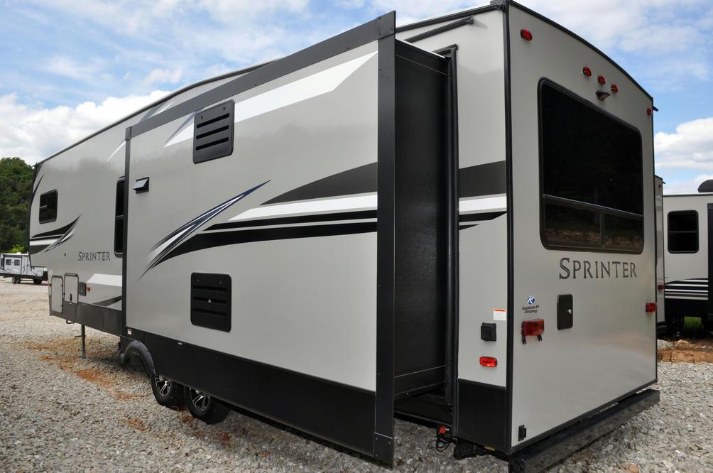 2021 Sprinter Campfire Edition 31FWMB
