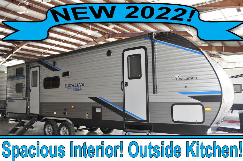 2022 Catalina Legacy Edition 263BHSCK