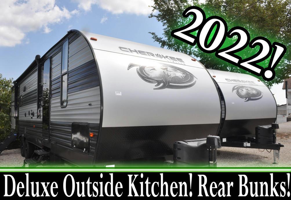 2022 Cherokee 294GEBG