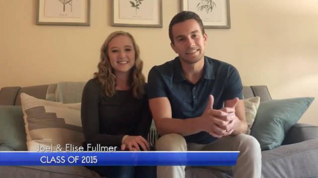Alumni Testimonial