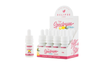 Eclipse CBD Full Spectrum CBD Oil Tincture 10ML Trial Size