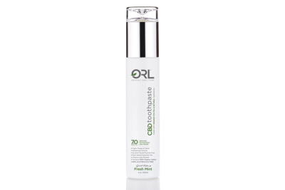 ORL CBD Toothpaste Single Tube (Retail Only)