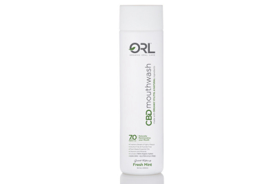 ORL CBD Mouthwash Single (Retail Only)