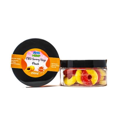 Avid Hemp 250mg CBD Gummies