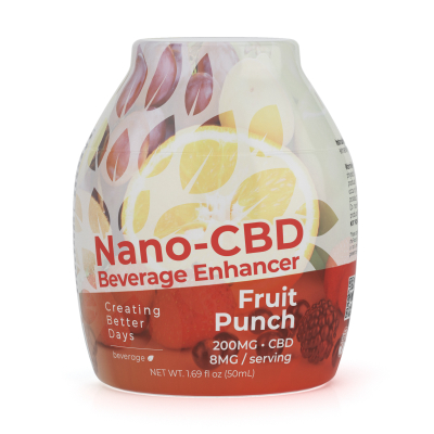 Nano-CBD Beverage Enhancer 200MG