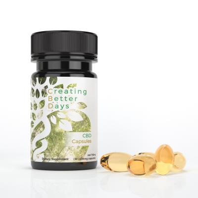 CBD Capsules (750 mg)