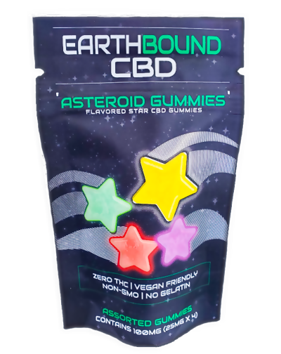 Earthbound CBD Gummies