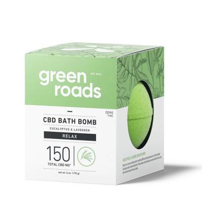 Green Roads 150mg Large Bath Bombs