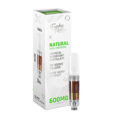 Funky Farms 600mg Disposable Cartridge