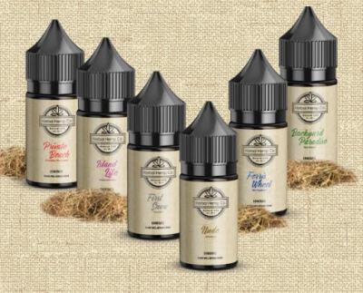 Herbal Hemp Co. CBD E-Liquid 30mL 500mg