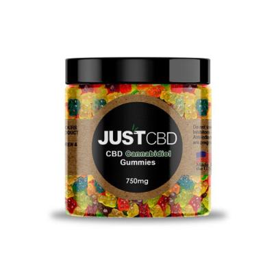 Just CBD 750mg Gummies