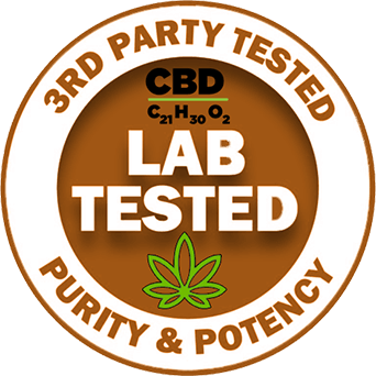 Lab Tested Badge