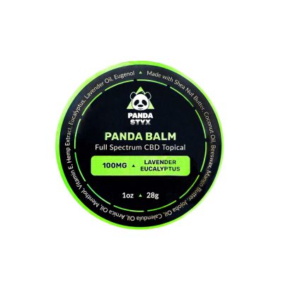 Panda Styx - Panda Balm - Full Spectrum Topical