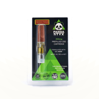 Panda Styx - Panda Clouds CBD Vape Cartridge