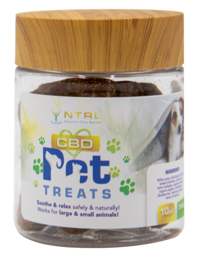 NTRL CBD Pet Treats